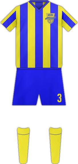 Kit ARKA GDYNIA FC