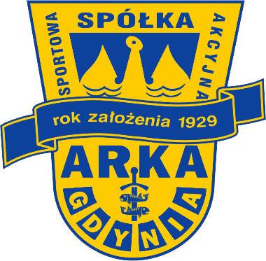 Logo of ARKA GDYNIA FC (POLAND)
