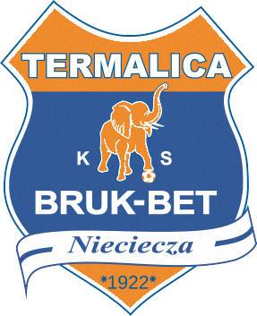 Logo of BRUK-BET TERMALICA KS (POLAND)
