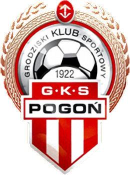 Logo of GKS POGON GRODZISK MAZOWIECKI (POLAND)