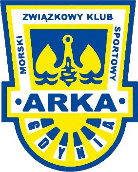 Logo of MZKS ARKA GDYNIA (POLAND)