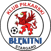 Logo of KS BLEKITNI STARGARD