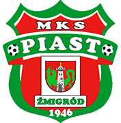 Logo of MKS PIAST ZMIGRÓD