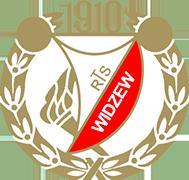 Logo of RTS WIDZEW LODZ