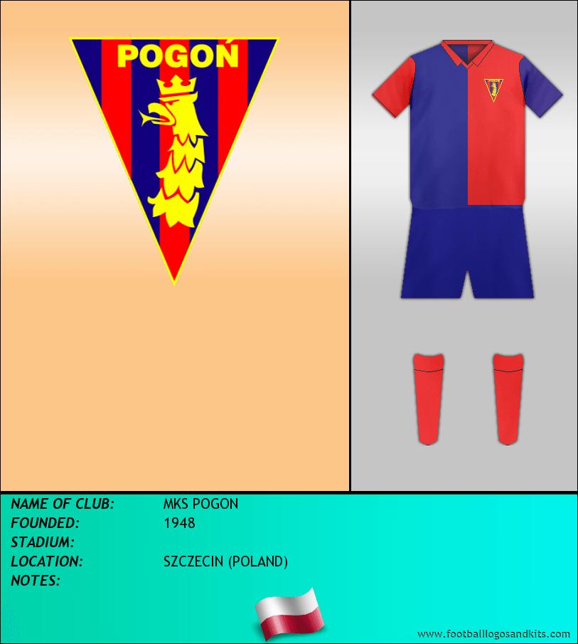 Logo of MKS POGON
