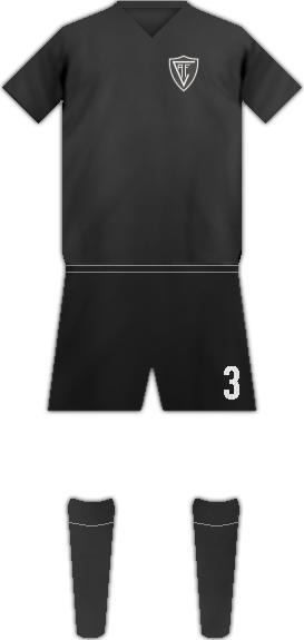 Kit ACADEMICO DE VISEU FC