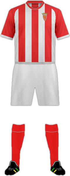 Kit BARREIRENSE F.C.