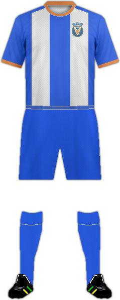 Kit F.C. DE LIXA