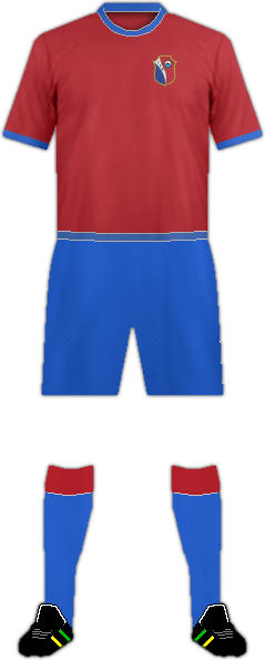 Kit F.C. MADALENA