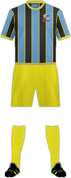 Kit REAL SPORT CLUBE