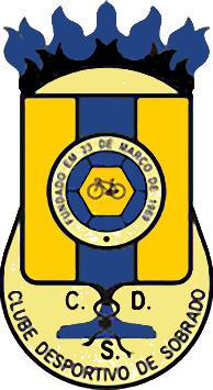 Logo of C.D. DE SOBRADO (PORTUGAL)
