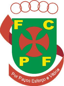 Logo of F.C. PAÇOS DE FERREIRA (PORTUGAL)