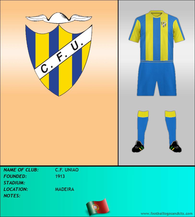 Logo of C.F. UNIAO