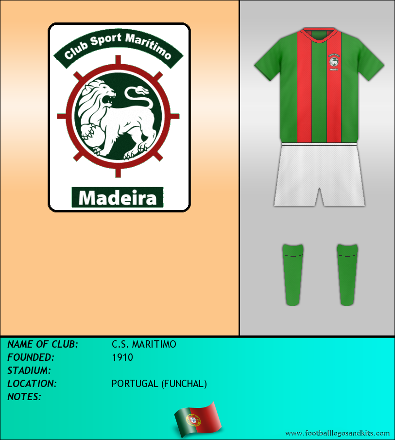 Logo of C.S. MARITIMO