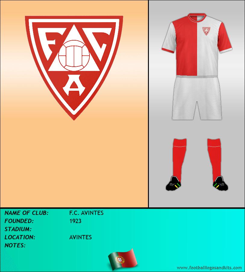 Logo of F.C. AVINTES