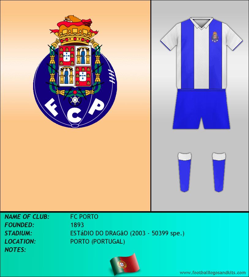 Logo of FC PORTO