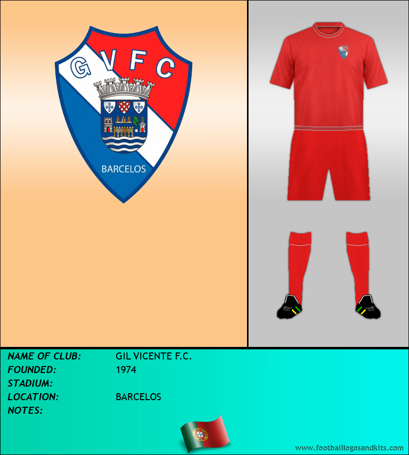 Logo of GIL VICENTE F.C.