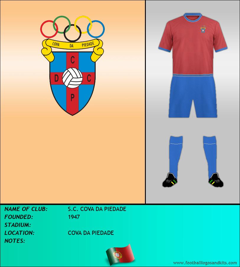 Logo of S.C. COVA DA PIEDADE