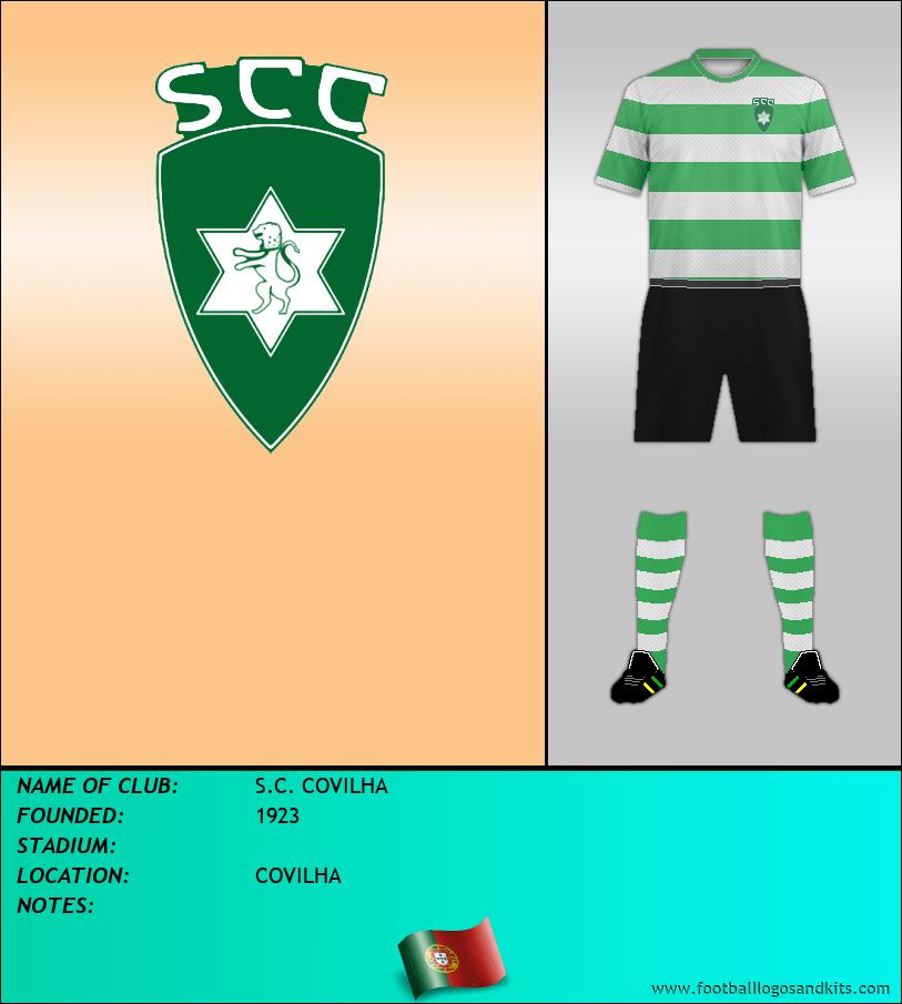 Logo of S.C. COVILHA