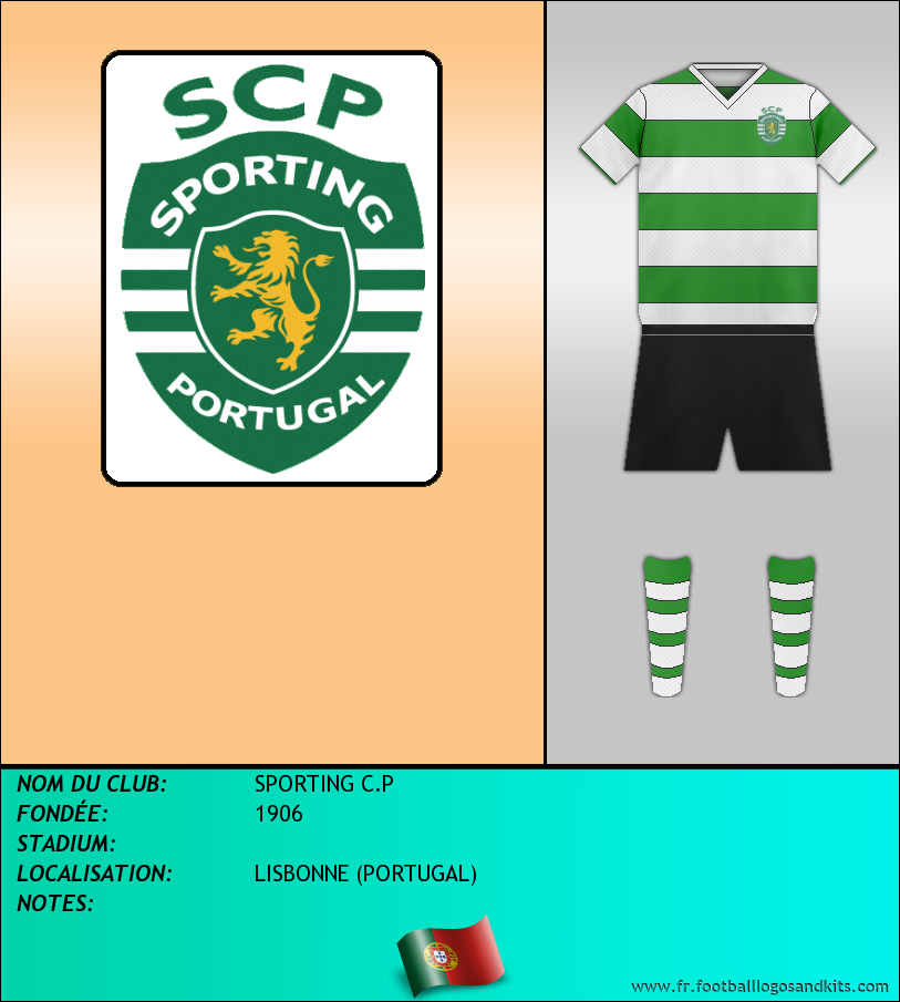 Logo de SPORTING C.P