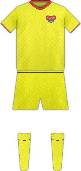 Kit FK DUKLA