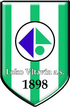 Logo of F.K. LOKO VLTAVÍN (CZECH REPUBLIC)