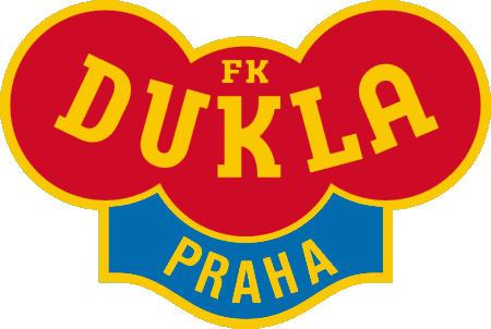 Logo of FK DUKLA (CZECH REPUBLIC)