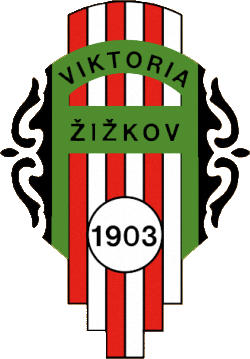 Logo of FK VIKTORIA ZIZKOV (CZECH REPUBLIC)