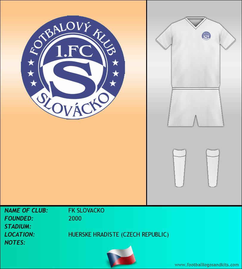 Logo of FK SLOVACKO