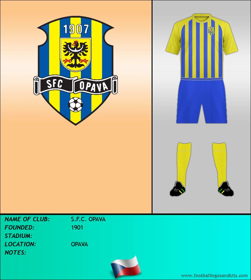 Logo of S.F.C. OPAVA