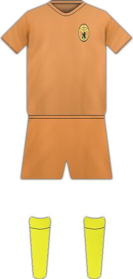 キットCeahlaulフットボールクラブ