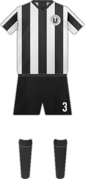Kit FC UNIVERSITATEA CLUJ