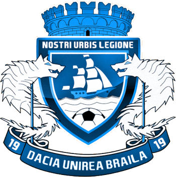 Logo of A.F.C. 1919 DACIA UNIREA BRAILA (ROMANIA)