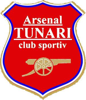 Logo of C.S. ARSENAL TUNARI (ROMANIA)