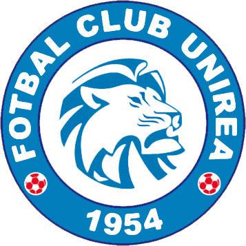 Logo of F.C. UNIREA URZICENI (ROMANIA)