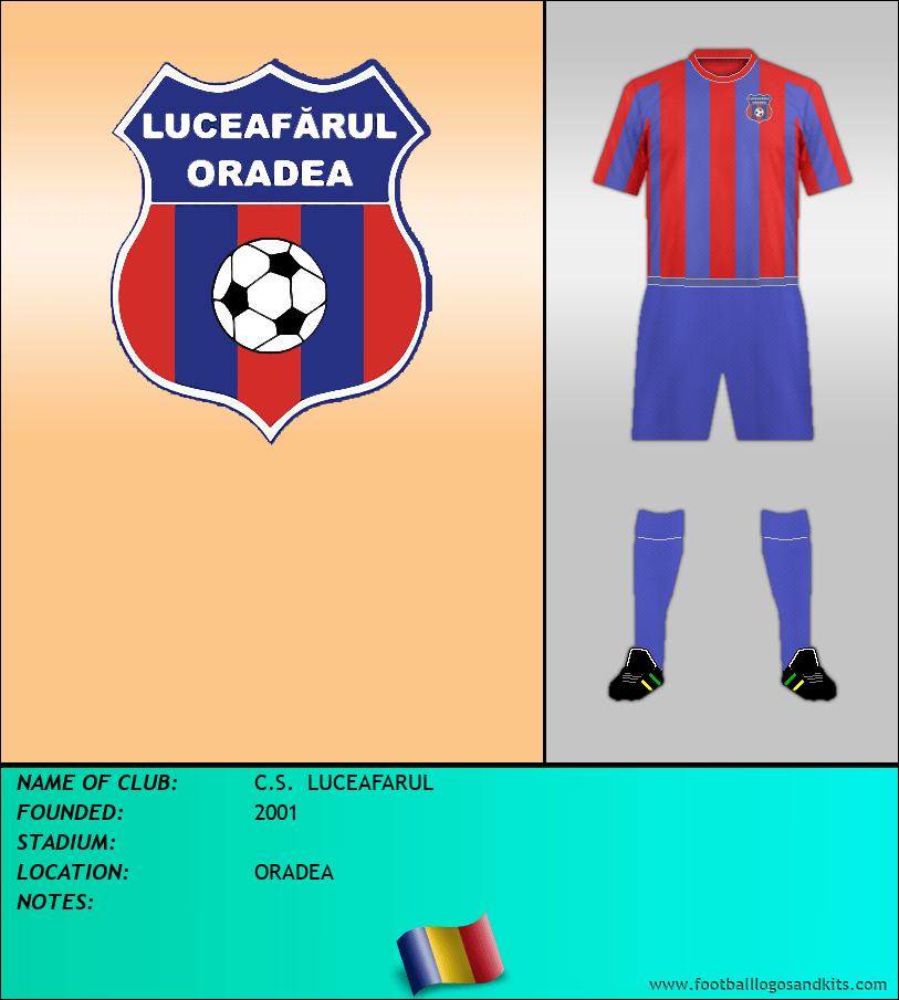Logo of C.S.  LUCEAFARUL