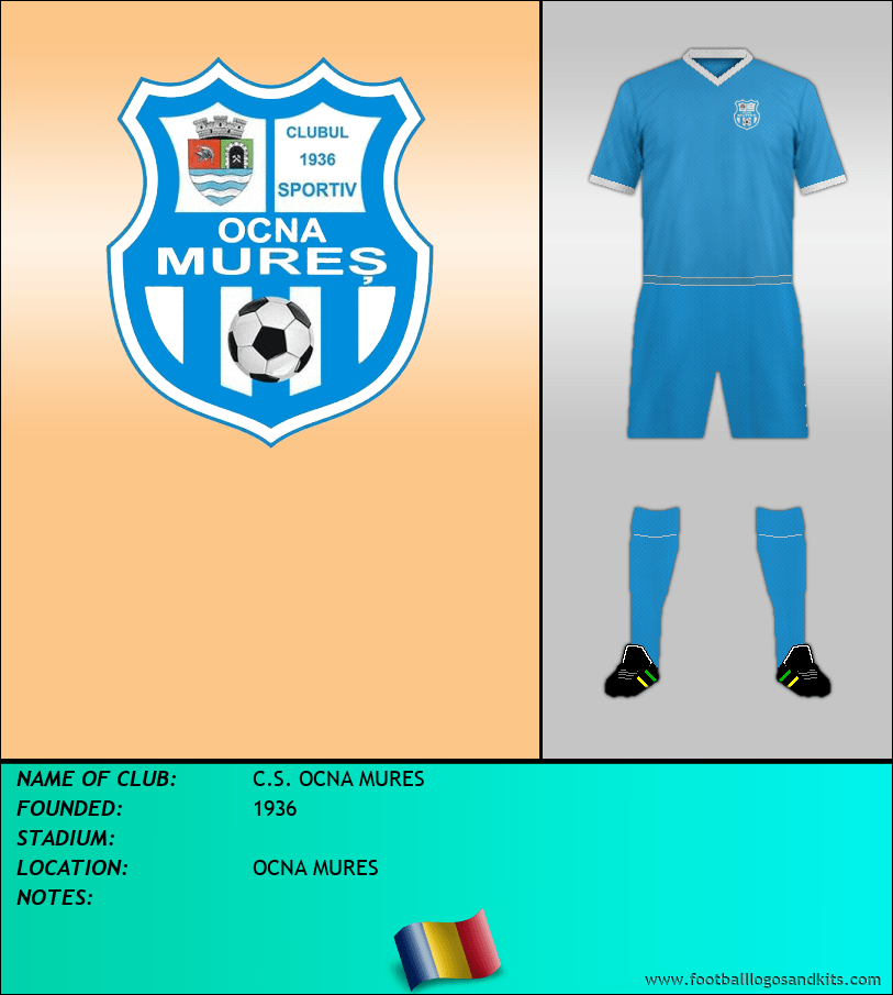 Logo of C.S. OCNA MURES