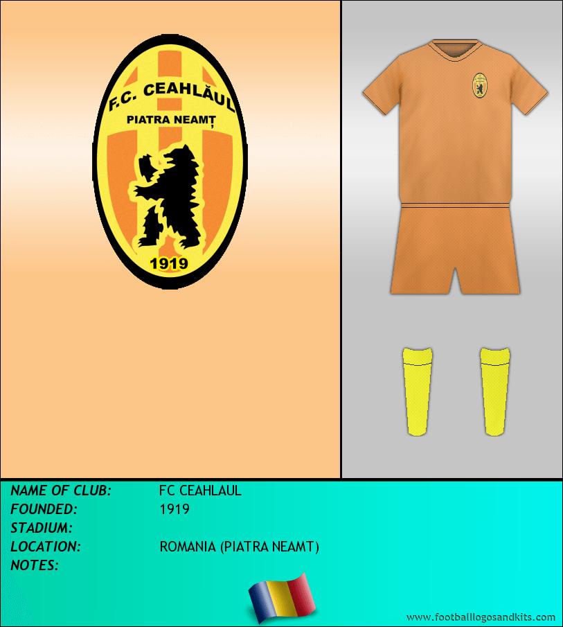 Logo of FC CEAHLAUL