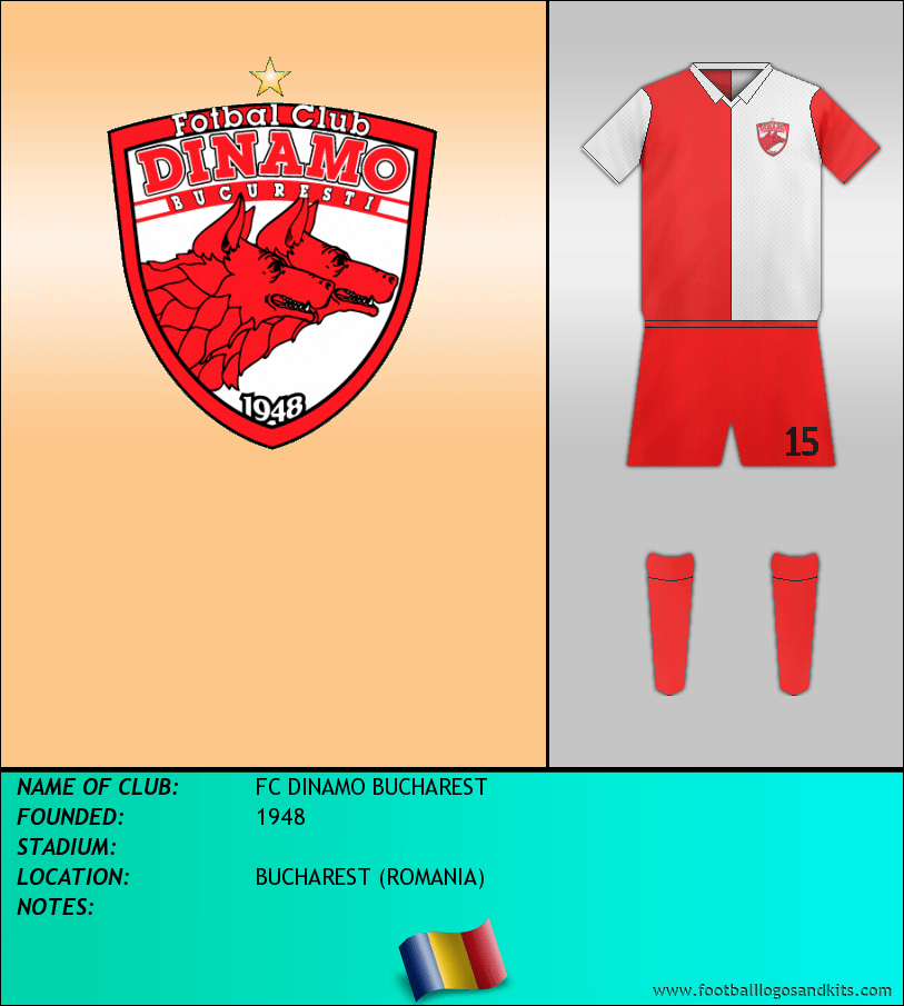 Logo of FC DINAMO BUCHAREST