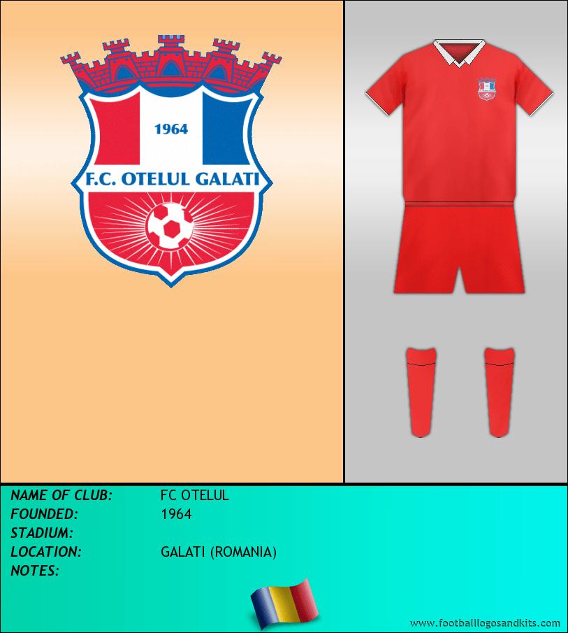 Logo of FC OTELUL