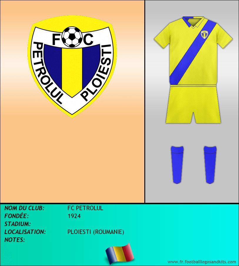 Logo de FC PETROLUL
