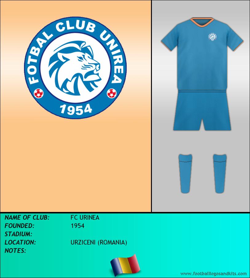 Logo of FC URINEA