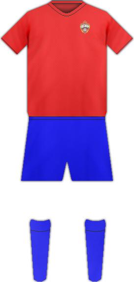 Kit CSKA MOSCU