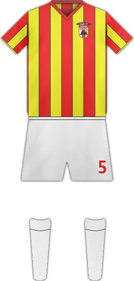 Kit FC ALANIA