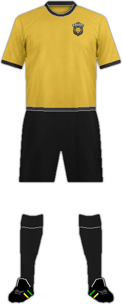 Kit FC ARARAT MOSCÚ