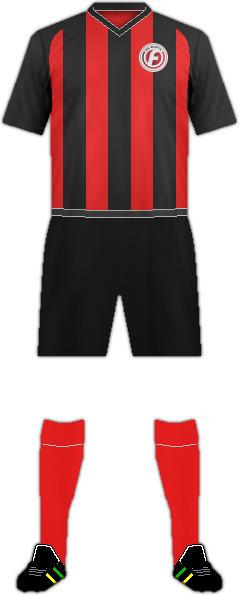 Kit FC FORTE TAGANROG