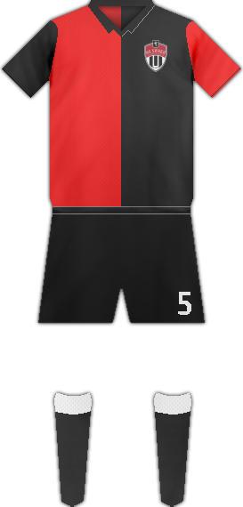Kit FC JIMKI