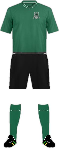 Kit FC KRASNODAR