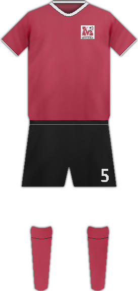 Kit FC MOSCU