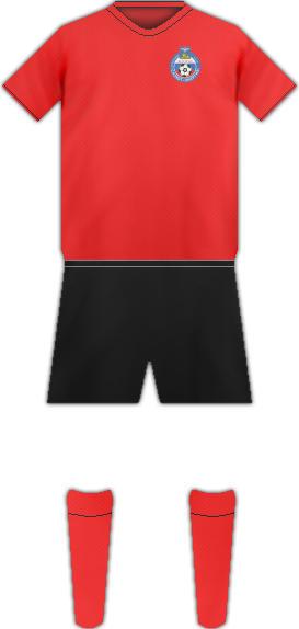 Kit FC SALYUT
